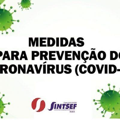 Prevenção a Covid-19